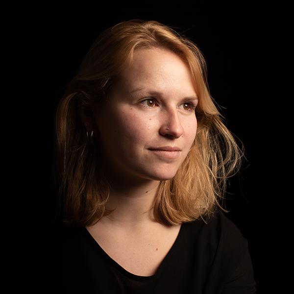 Silke Reyntjens Portret