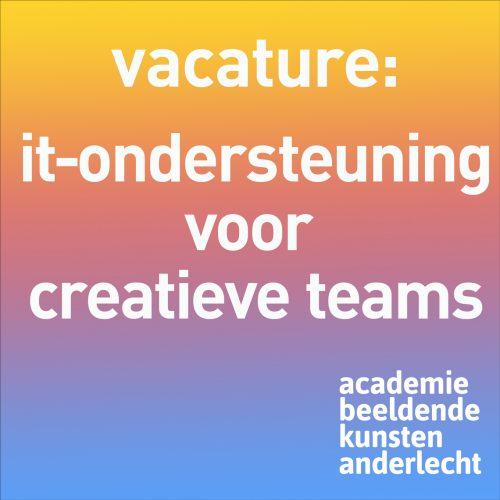 vacature_WEB_it-ondersteuning